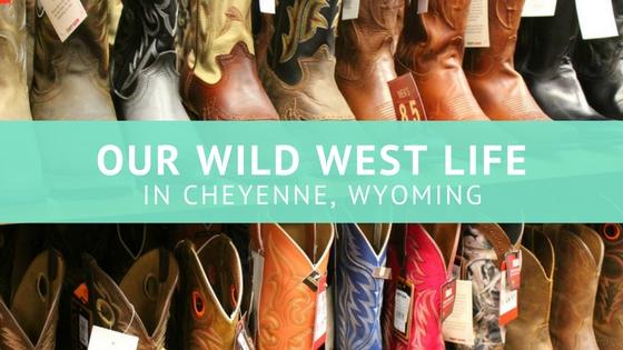 cowboy boots lining shelf